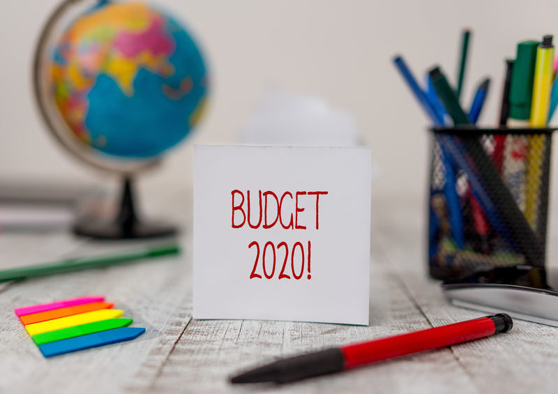 Tampa Accountant - This Might Be a Good Time to Create a Budget