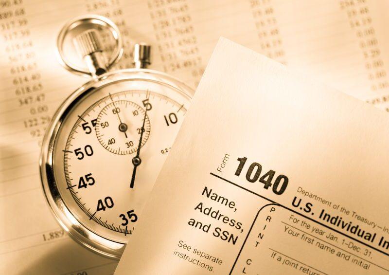 Tax Deadline Extended